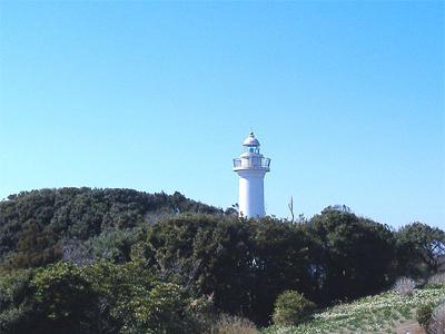 画像:太東埼灯台